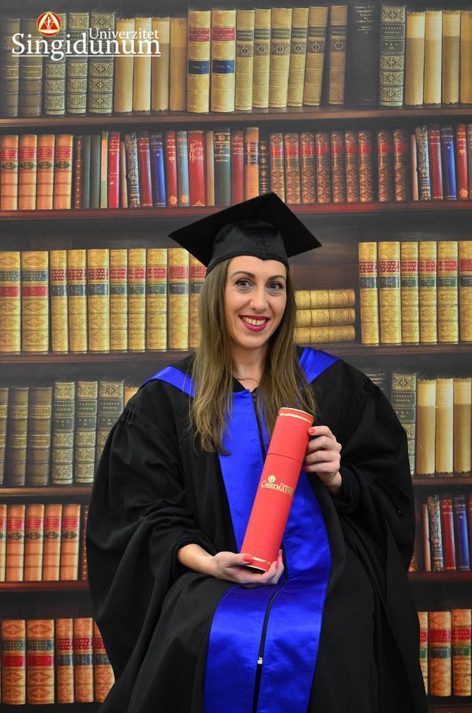 Svecana dodela diploma - Biblioteka PFB 2017 -27