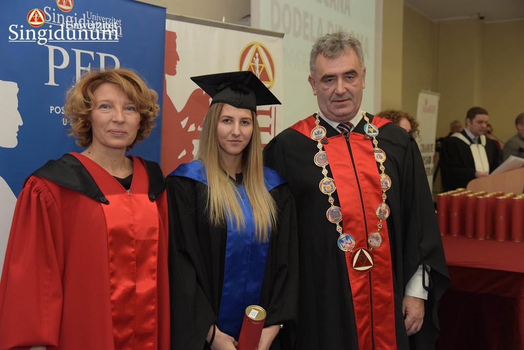Svecana dodela diploma - Amfiteatar - PFB - 2017 - 38