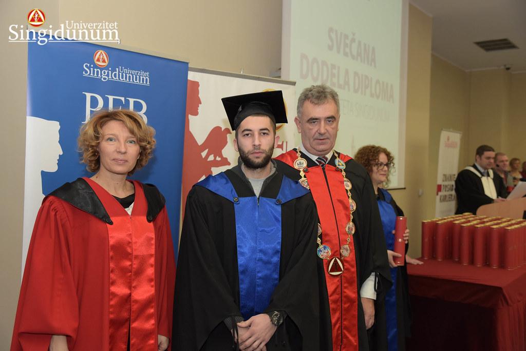 Svecana dodela diploma - Amfiteatar - PFB - 2017 - 182