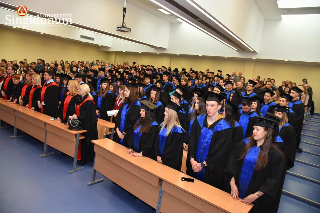 Svecana dodela diploma - Amfiteatar - PFB - 2017 - 55