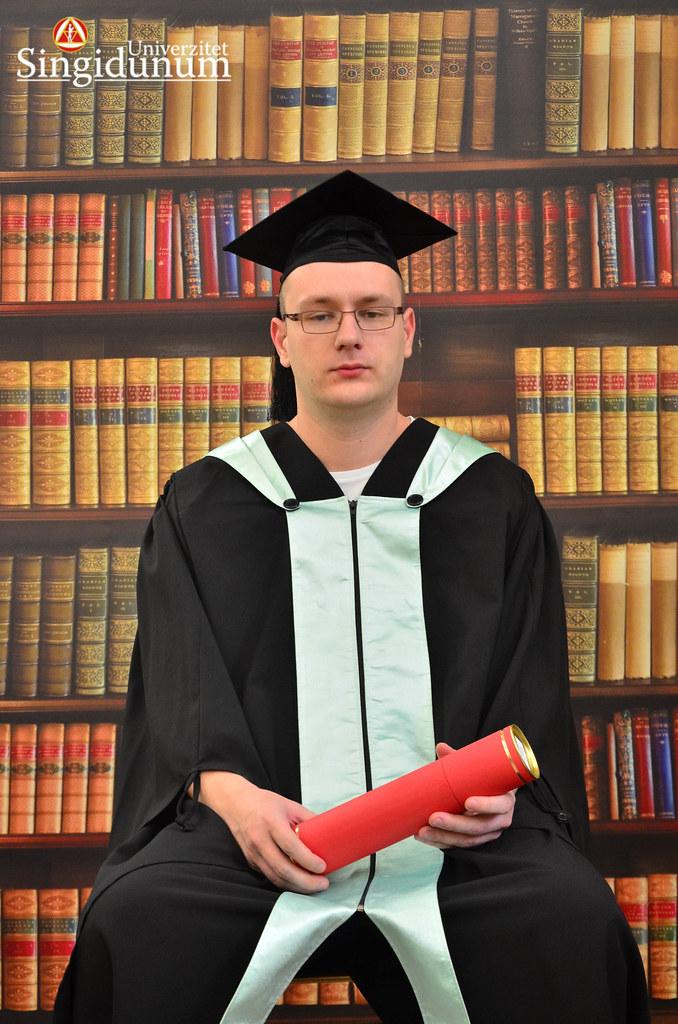 Svecana dodela diploma - Biblioteka FTHM 2017 -47