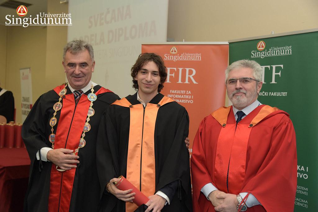 Svecana dodela diploma - FIR I TF - Amfiteatar - 2017 - 5