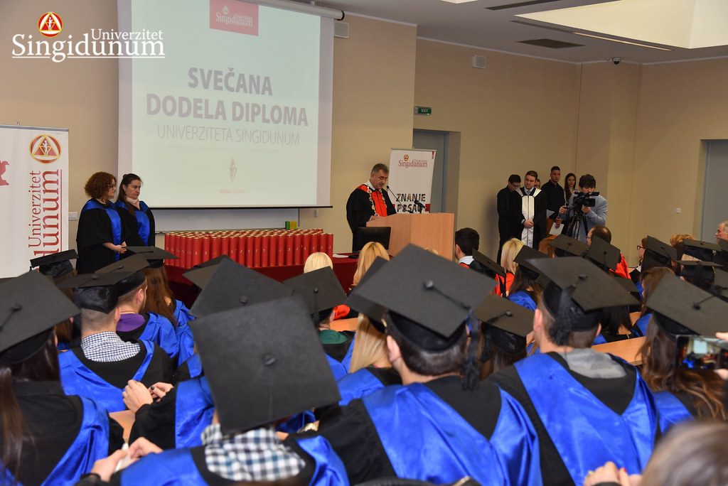 Svecana dodela diploma - Amfiteatar - PFB - 2017 - 115