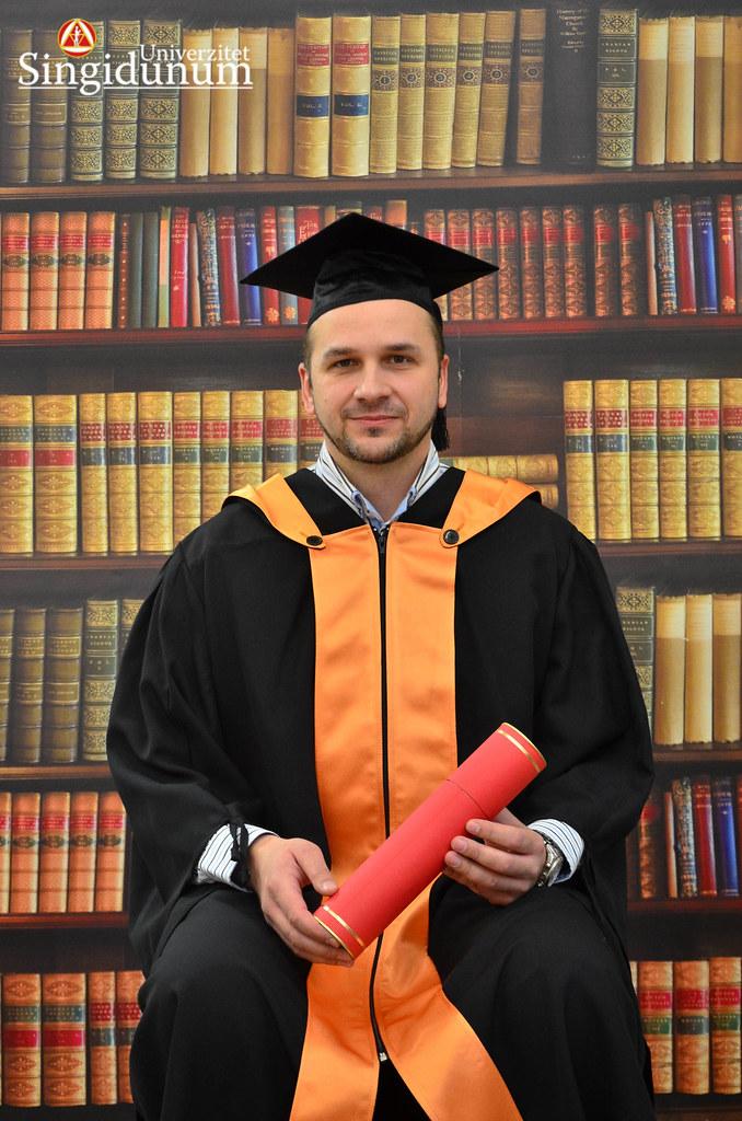Svecana dodela diploma - Biblioteka FIR I TF 2017 -9