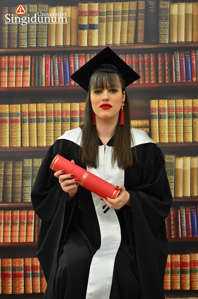 Svecana dodela diploma - Biblioteka Master studije 2017 -32