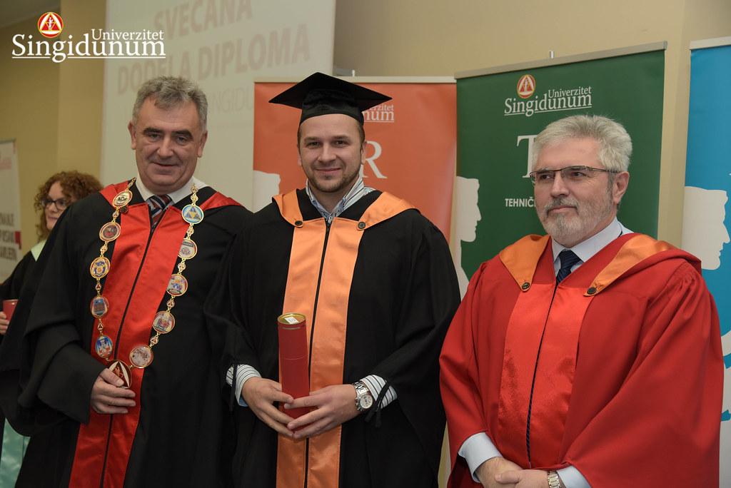 Svecana dodela diploma - FIR I TF - Amfiteatar - 2017 - 140