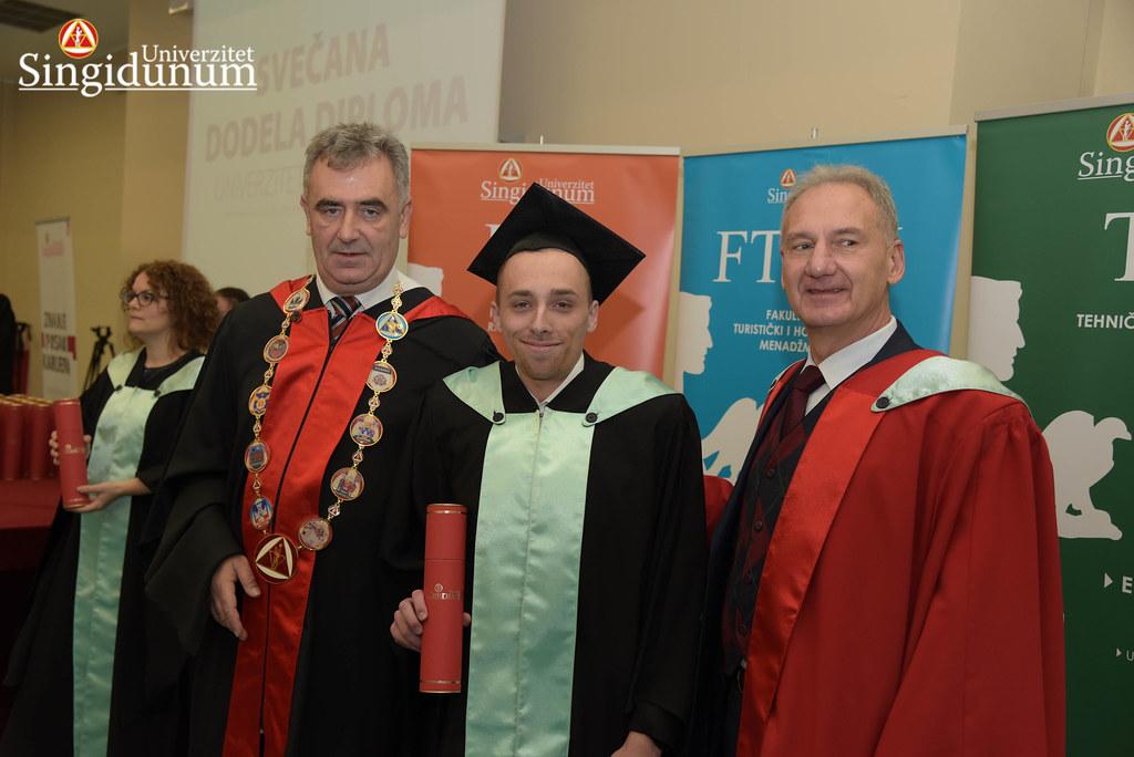 Svecana dodela diploma - FIR I TF - Amfiteatar - 2017 - 127