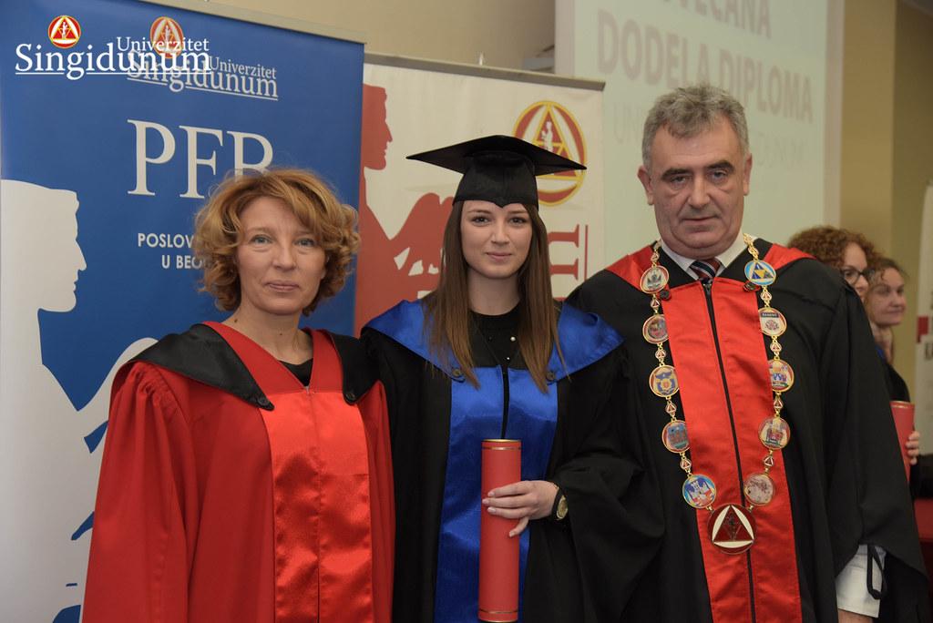 Svecana dodela diploma - Amfiteatar - PFB - 2017 - 40
