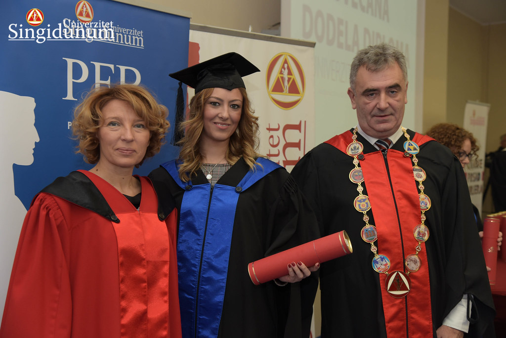 Svecana dodela diploma - Amfiteatar - PFB - 2017 - 36