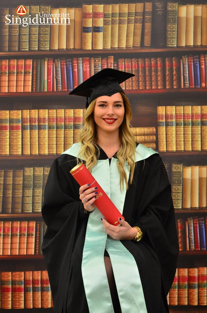 Svecana dodela diploma - Biblioteka FTHM 2017 -53