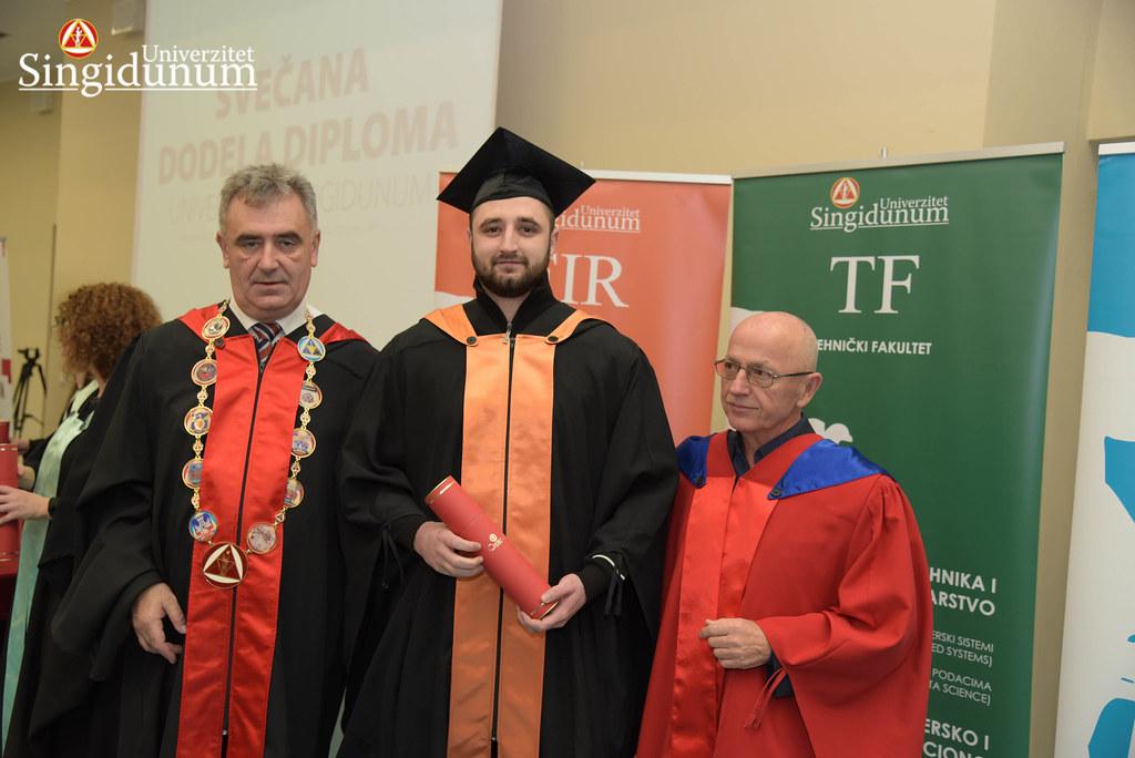 Svecana dodela diploma - FIR I TF - Amfiteatar - 2017 - 41