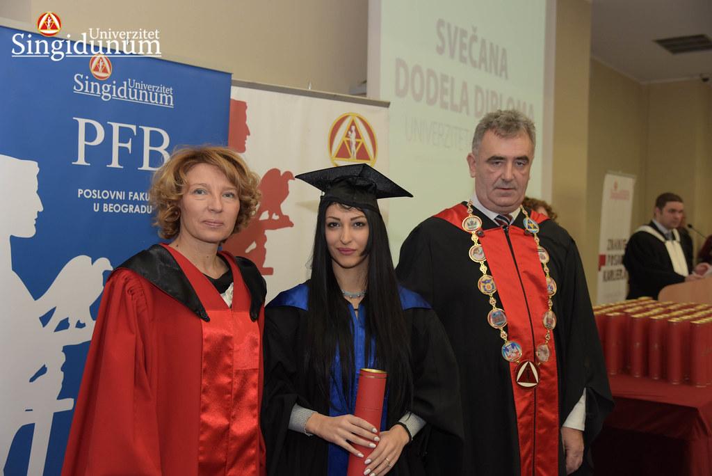 Svecana dodela diploma - Amfiteatar - PFB - 2017 - 166