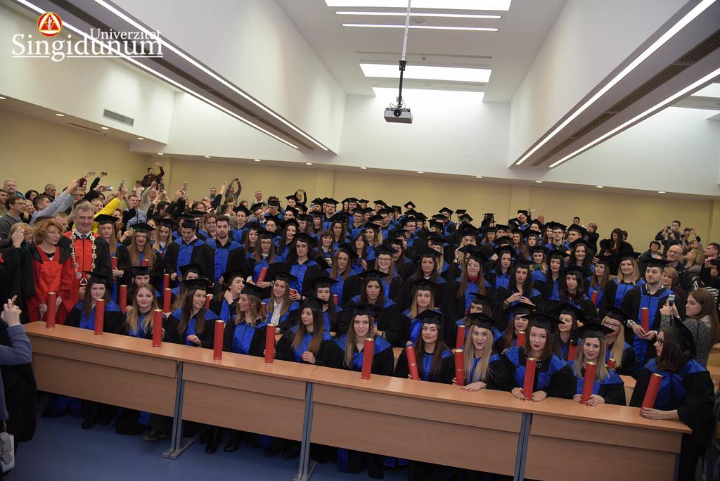 Svecana dodela diploma - Amfiteatar - PFB - 2017 - 108