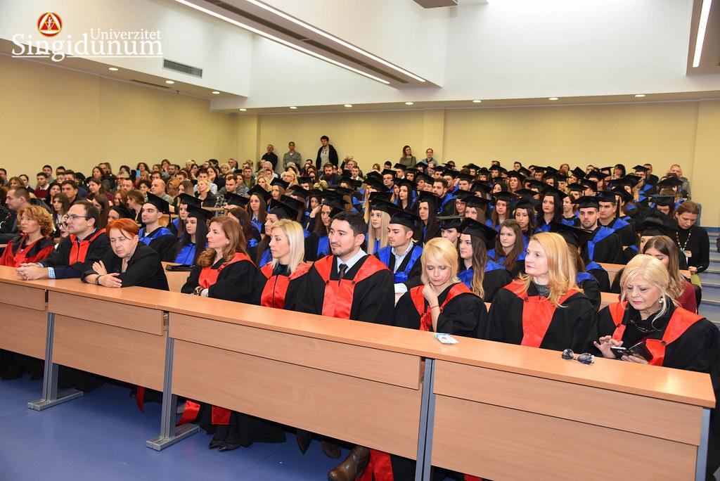 Svecana dodela diploma - Amfiteatar - PFB - 2017 - 99