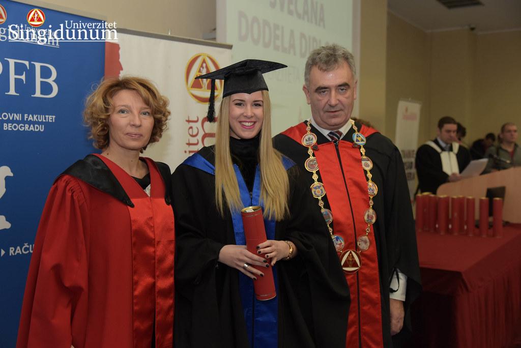Svecana dodela diploma - Amfiteatar - PFB - 2017 - 85