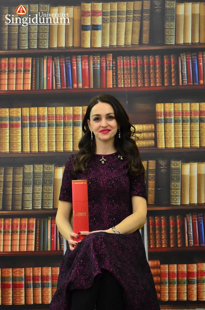 Svecana dodela diploma - Biblioteka Doktorske studije 2017 -6