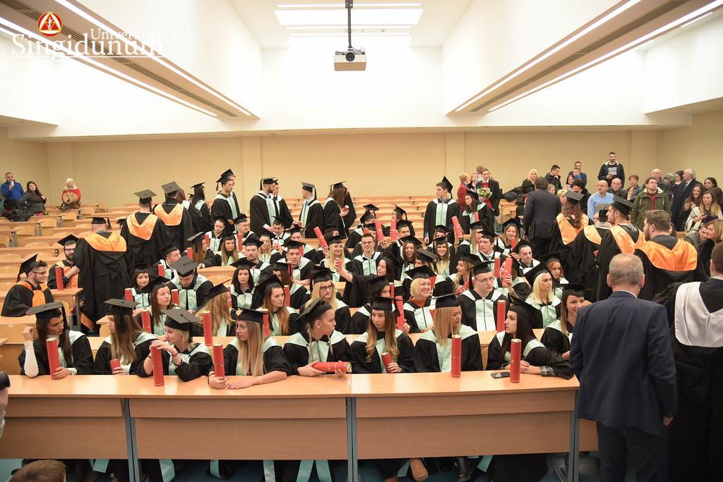 Svecana dodela diploma - FIR I TF - Amfiteatar - 2017 - 43