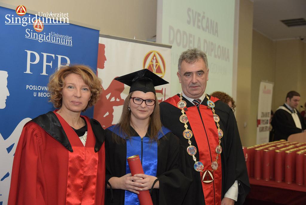 Svecana dodela diploma - Amfiteatar - PFB - 2017 - 142