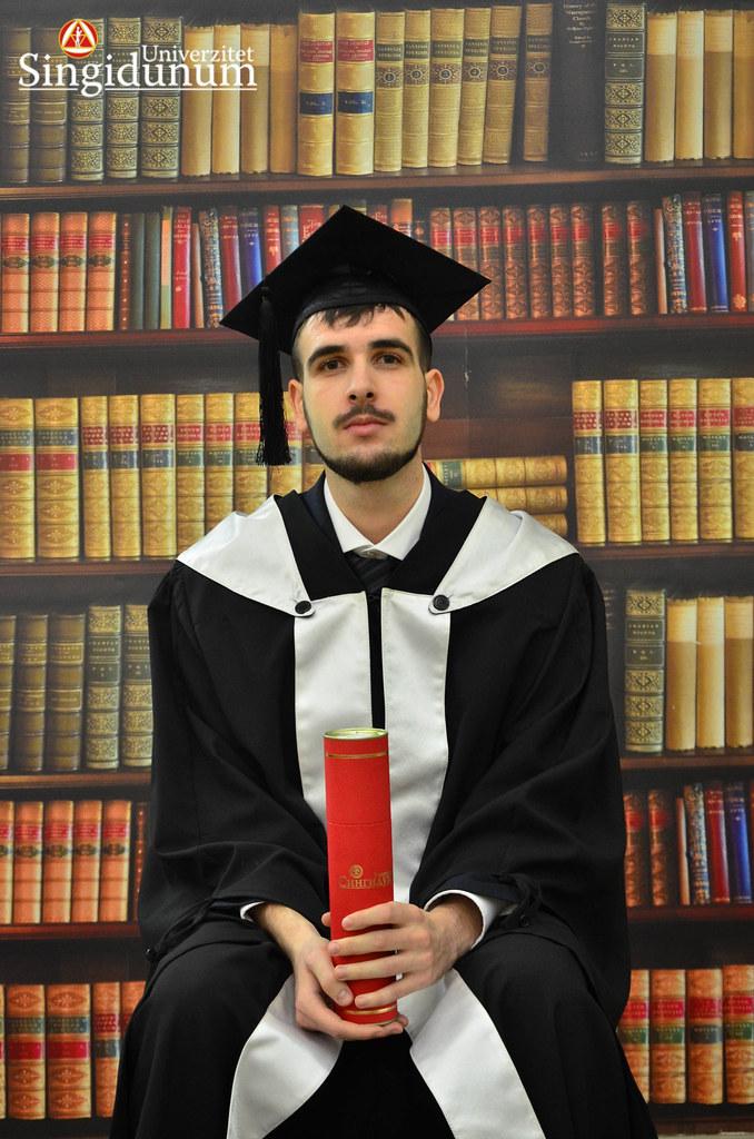 Svecana dodela diploma - Biblioteka Master studije 2017 -23