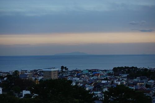 Odawara sky from Odawara castle tower 27