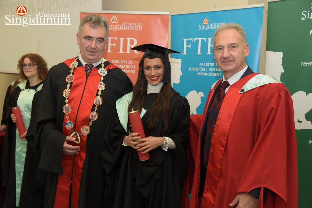 Svecana dodela diploma - FIR I TF - Amfiteatar - 2017 - 61