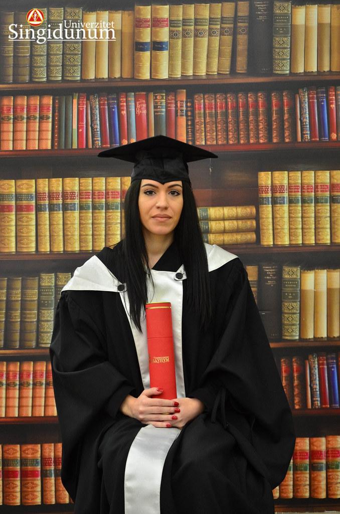 Svecana dodela diploma - Biblioteka Master studije 2017 -19