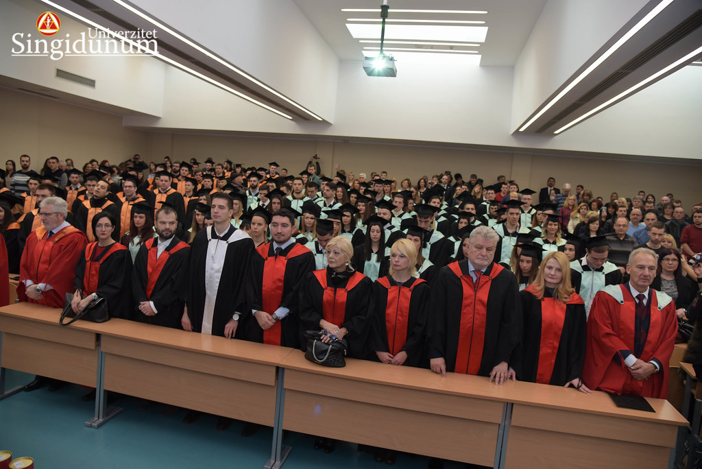 Svecana dodela diploma - FIR I TF - Amfiteatar - 2017 - 111