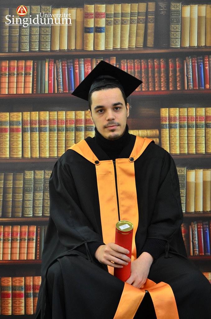 Svecana dodela diploma - Biblioteka FIR I TF 2017 -24
