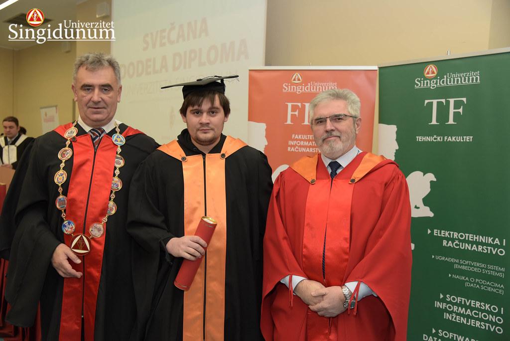 Svecana dodela diploma - FIR I TF - Amfiteatar - 2017 - 29