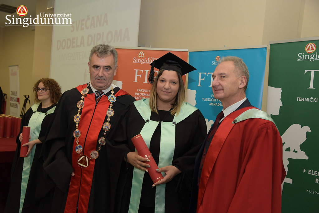 Svecana dodela diploma - FIR I TF - Amfiteatar - 2017 - 126