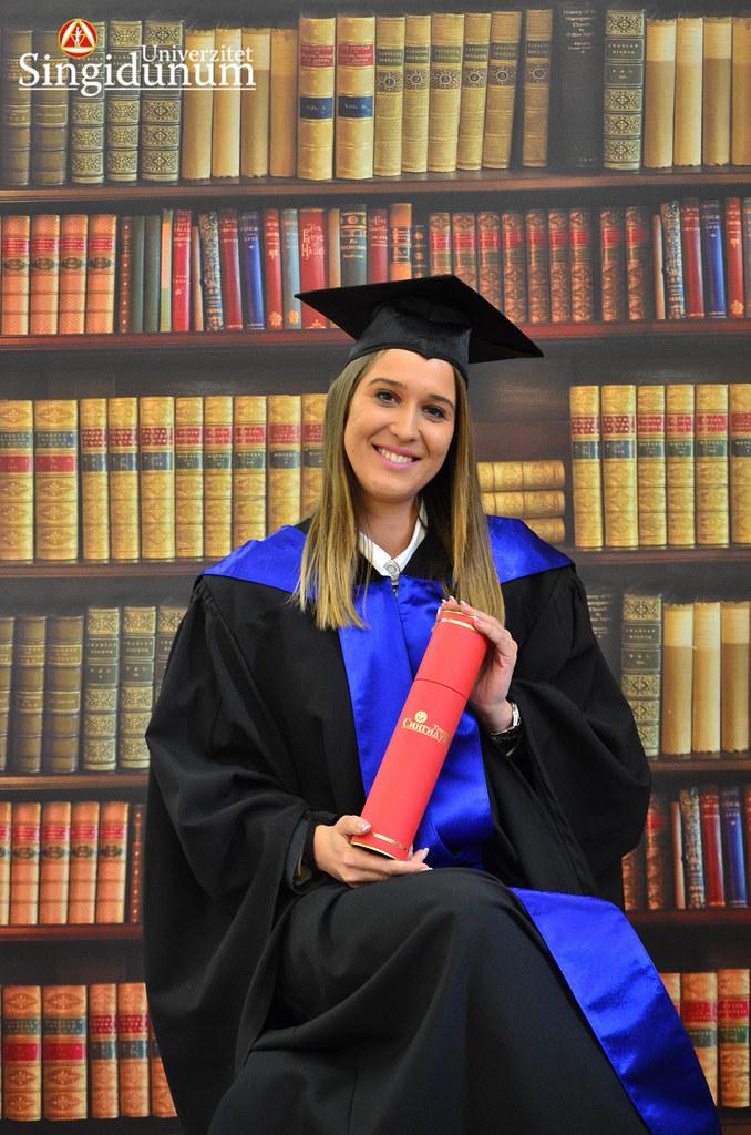 Svecana dodela diploma - Biblioteka PFB 2017 -54