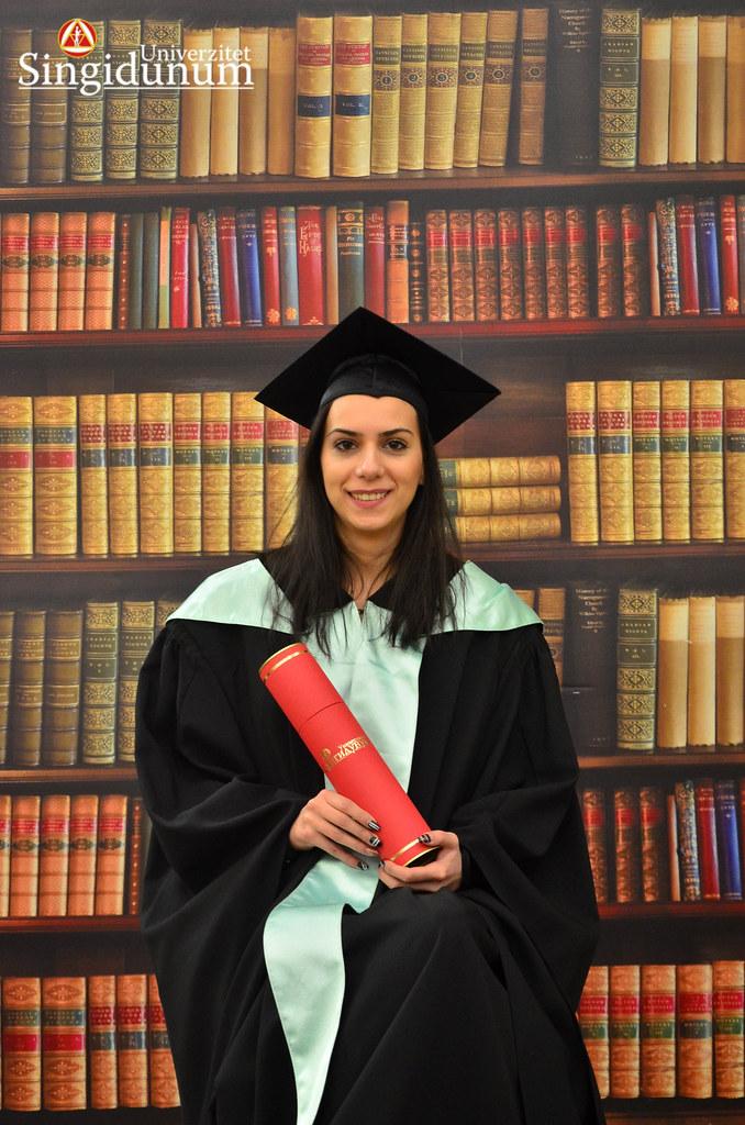 Svecana dodela diploma - Biblioteka FTHM 2017 -61