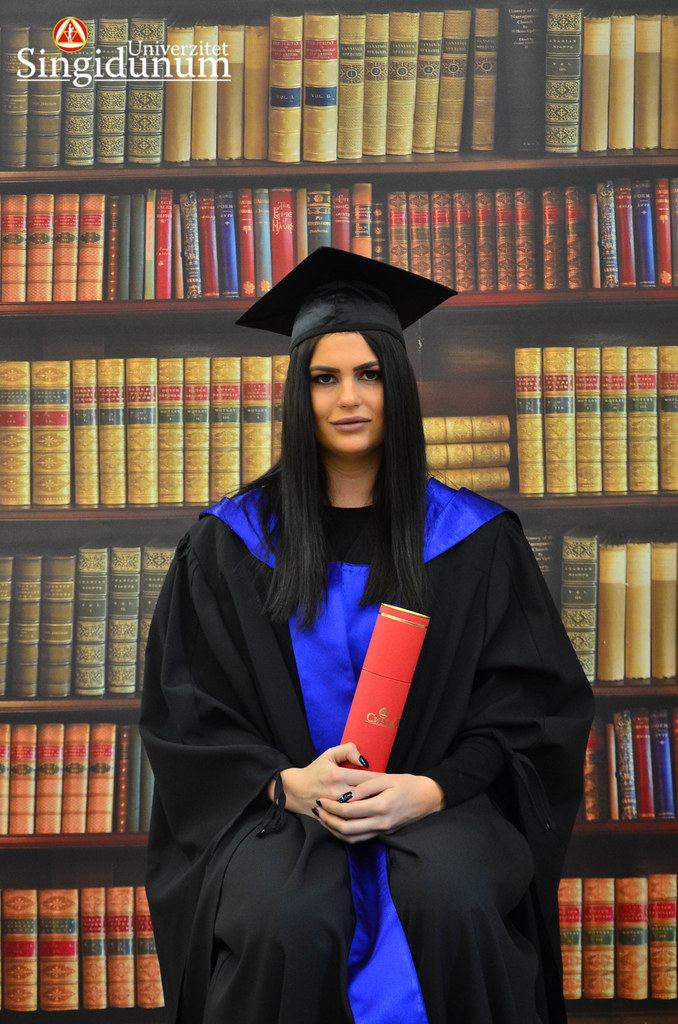 Svecana dodela diploma - Biblioteka PFB 2017 -4
