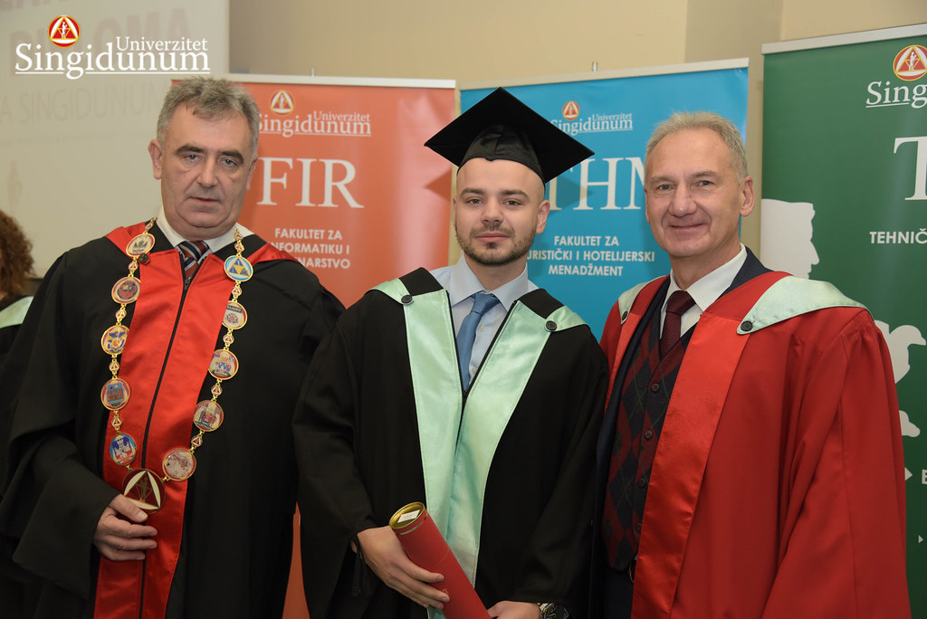 Svecana dodela diploma - FIR I TF - Amfiteatar - 2017 - 77