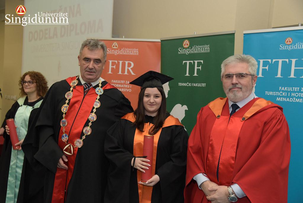Svecana dodela diploma - FIR I TF - Amfiteatar - 2017 - 135