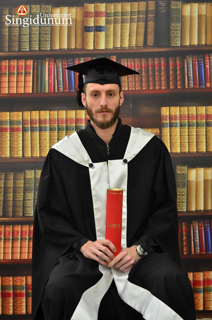 Svecana dodela diploma - Biblioteka Master studije 2017 -1