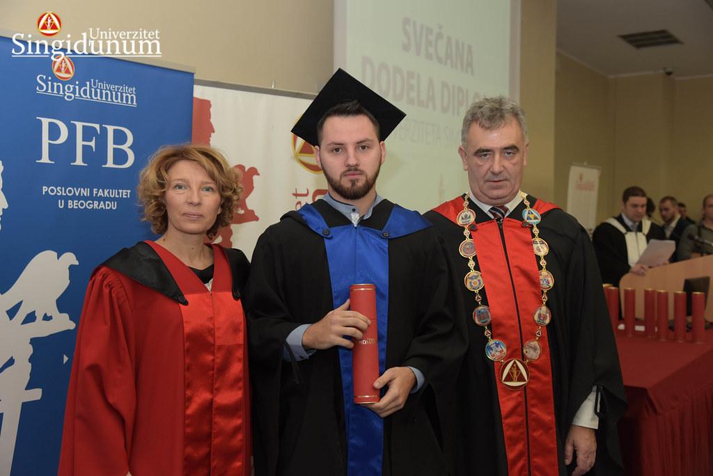 Svecana dodela diploma - Amfiteatar - PFB - 2017 - 90