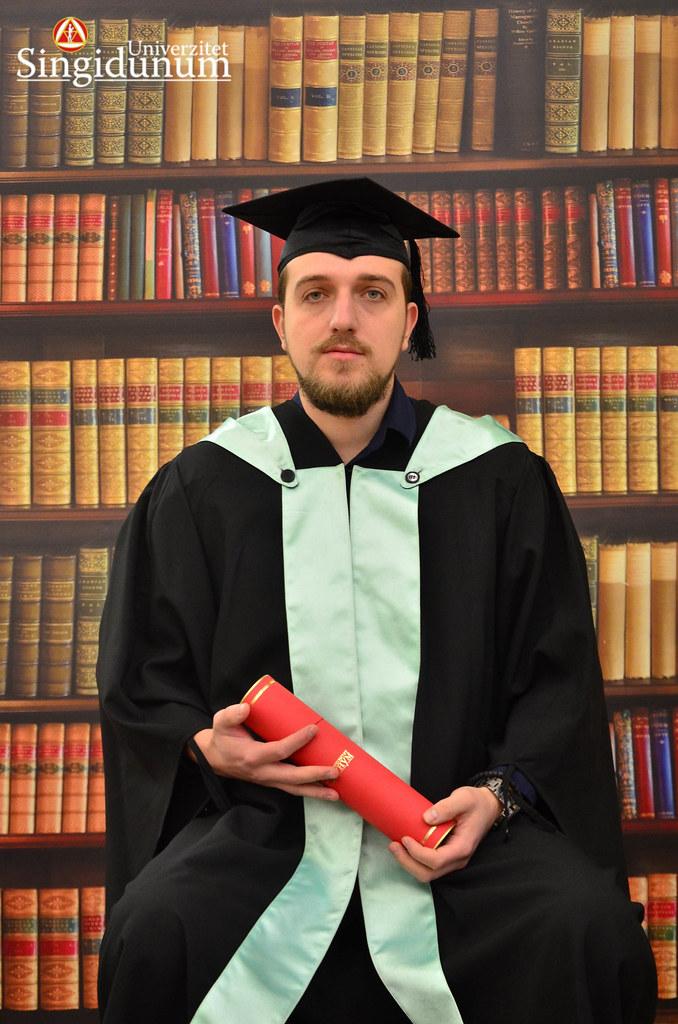 Svecana dodela diploma - Biblioteka FTHM 2017 -56