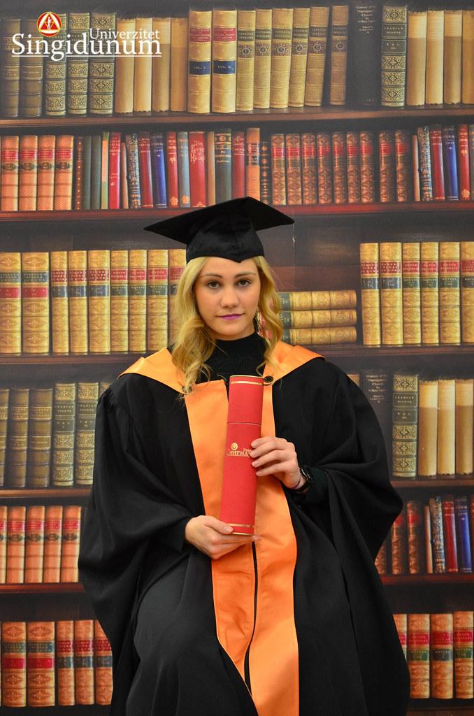 Svecana dodela diploma - Biblioteka FIR I TF 2017 -7