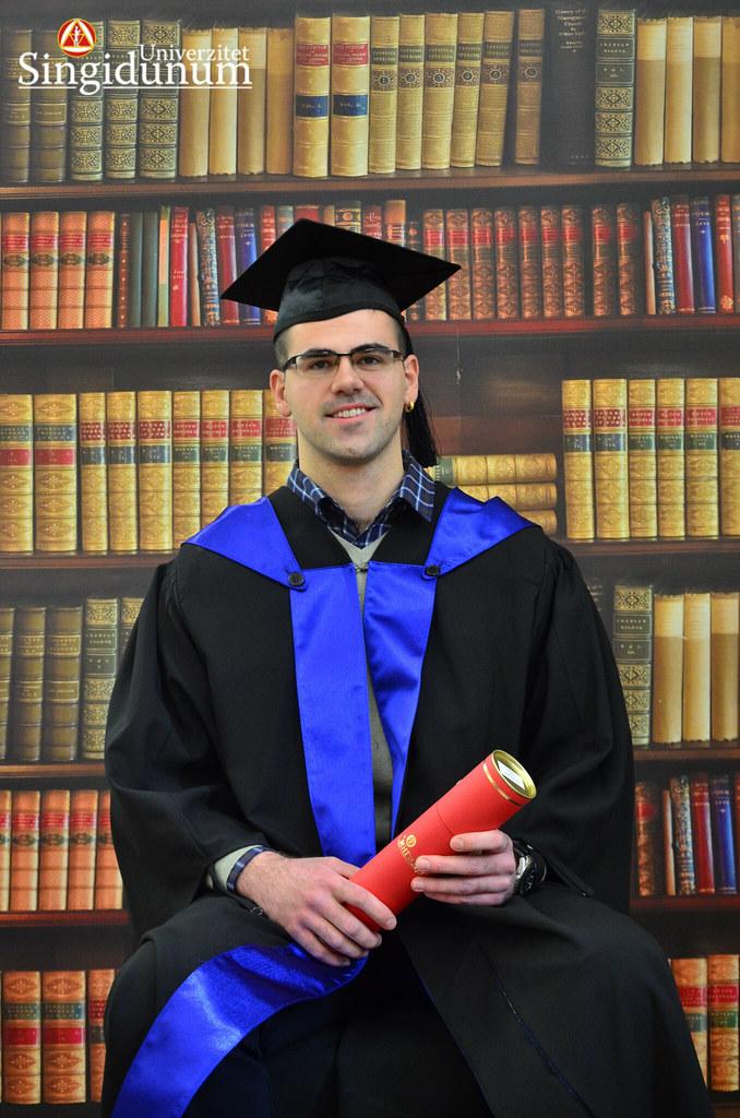 Svecana dodela diploma - Biblioteka PFB 2017 -7