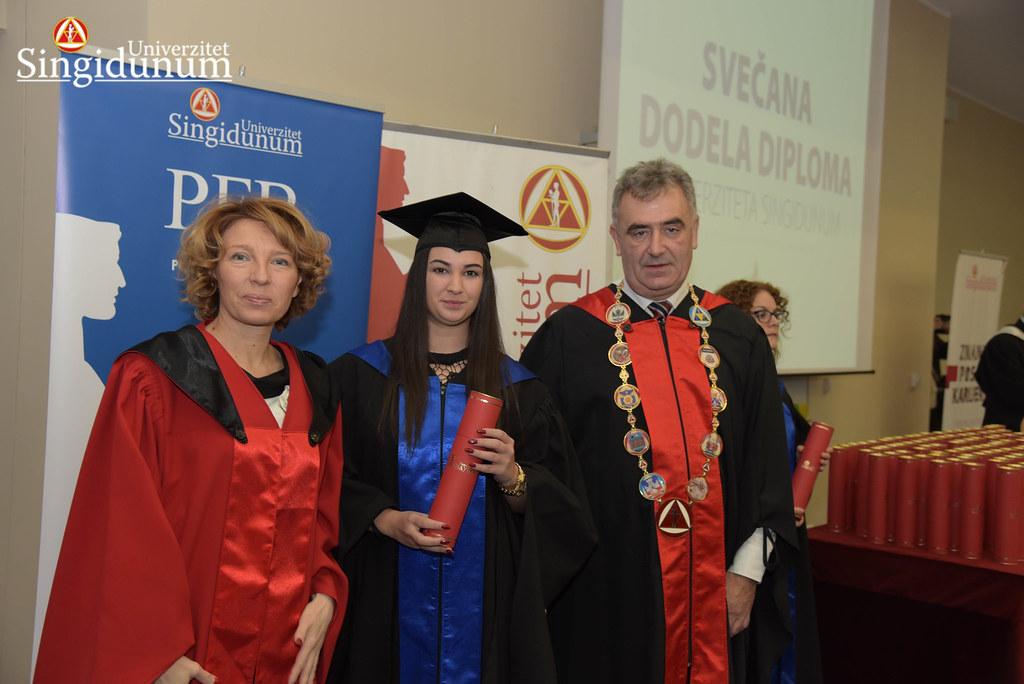 Svecana dodela diploma - Amfiteatar - PFB - 2017 - 131