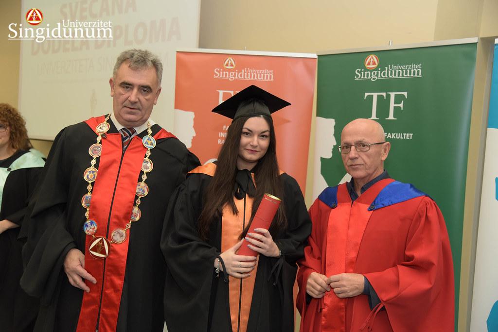 Svecana dodela diploma - FIR I TF - Amfiteatar - 2017 - 36
