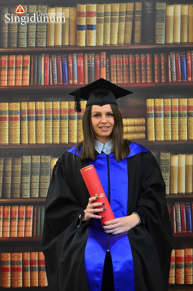 Svecana dodela diploma - Biblioteka PFB 2017 -35