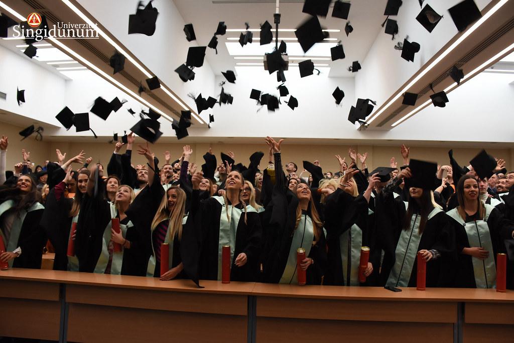 Svecana dodela diploma - atmosfera - 2017 - 435