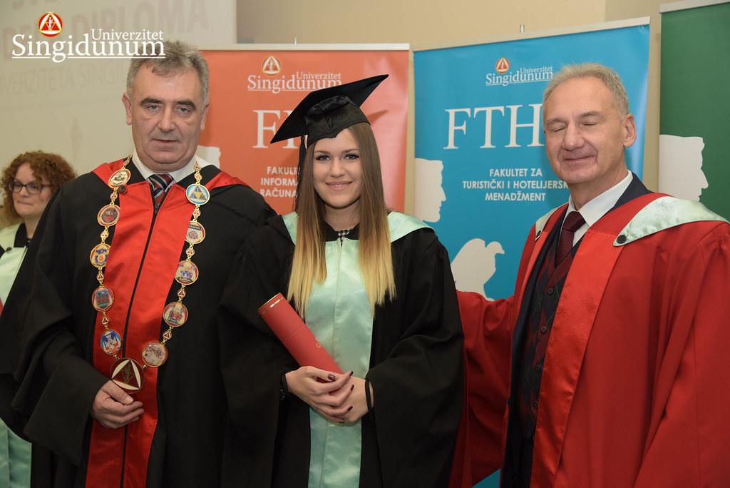 Svecana dodela diploma - FIR I TF - Amfiteatar - 2017 - 72