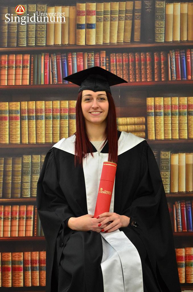 Svecana dodela diploma - Biblioteka Master studije 2017 -33