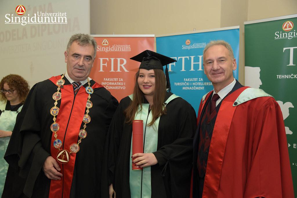 Svecana dodela diploma - FIR I TF - Amfiteatar - 2017 - 87