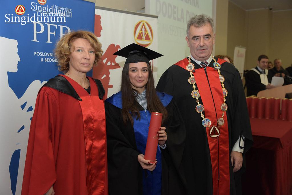 Svecana dodela diploma - Amfiteatar - PFB - 2017 - 71