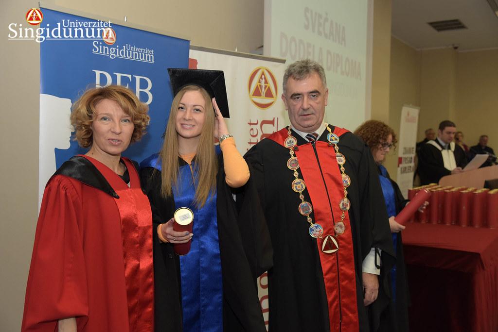 Svecana dodela diploma - Amfiteatar - PFB - 2017 - 27