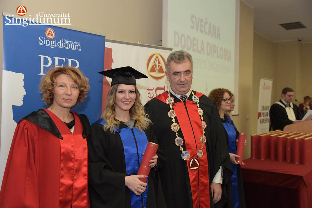 Svecana dodela diploma - Amfiteatar - PFB - 2017 - 184